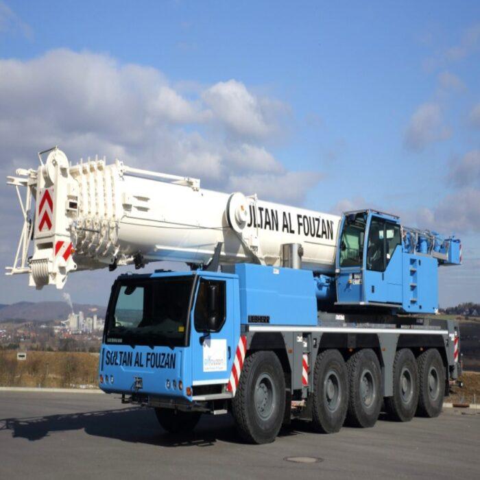 Liebherr Cranes